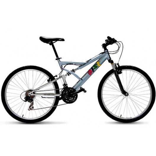 Велосипед горный MTB Аист 26-670 Serious gray